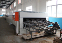 Double-layer chain type glue post drying room YK/H2100